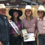 Rodeo Receives Honors