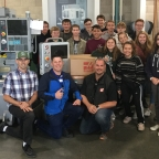 Dio's Engineering Class Given Surprise Gift