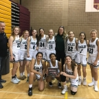 Girls Bring Home Consolation Championship