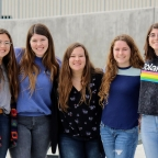 "SIX NOMINATED FOR ""GIRLS STATE"""