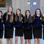 FFA Shines at Sectional Speaking Competition