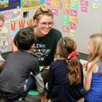 TES Celebrates Read Across America